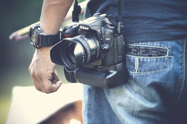 Hiring a Professional Photographer for Your Website